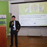 Dietmar Elsler, EU-OSHA, Medzinárodná konferencia incoboz 2019, international conference osh incoboz 2019