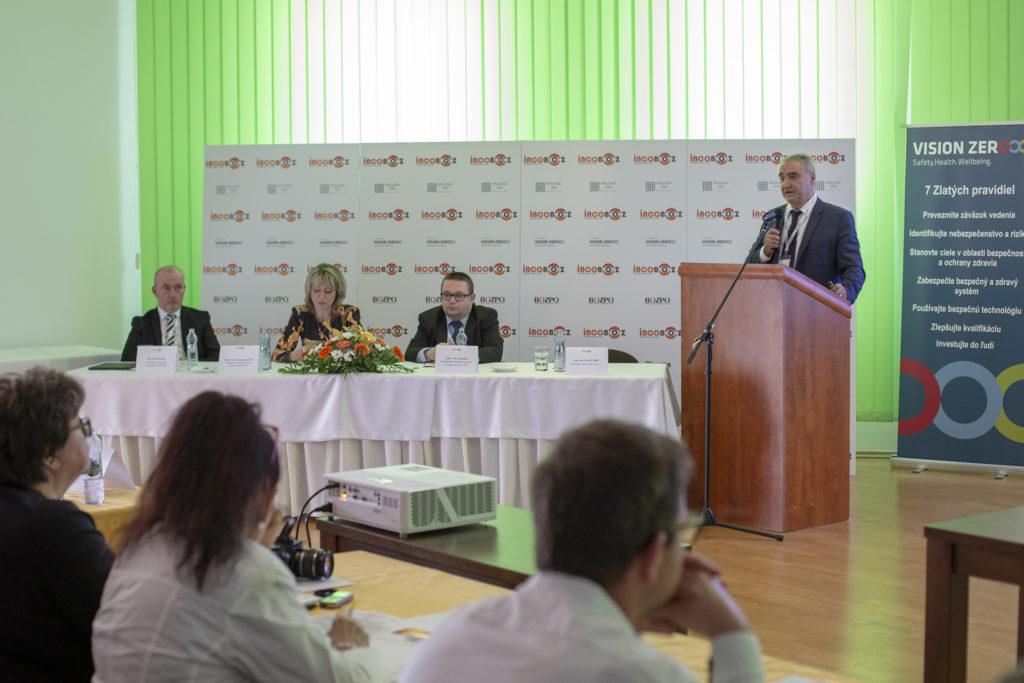 Pozývame Vás na 8. ročník medziinárodnej konferencie BOZP INCOBOZ 2020
